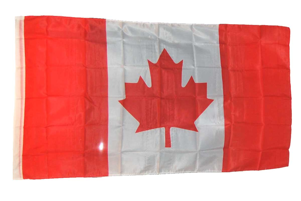 Canadisk flagg