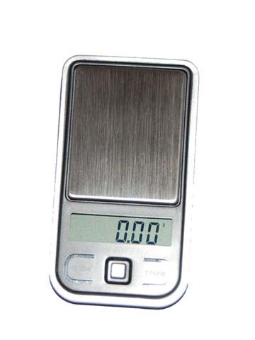 Digital presisjonsvekt i lommeformat