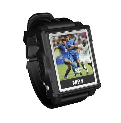 Mp4 klokke (1GB)