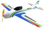 Fjernstyrt akrobatfly, 4 kanaler