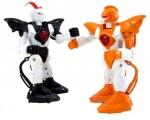Fjernstyrt bokse roboter, 2 stk