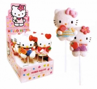 Hello Kitty Marshmellows lollies