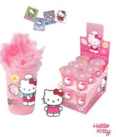 Hello Kitty sukkerspinn