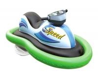 Oppblåsbar vannscooter, Speed