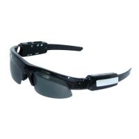 Spion solbriller med kamera
